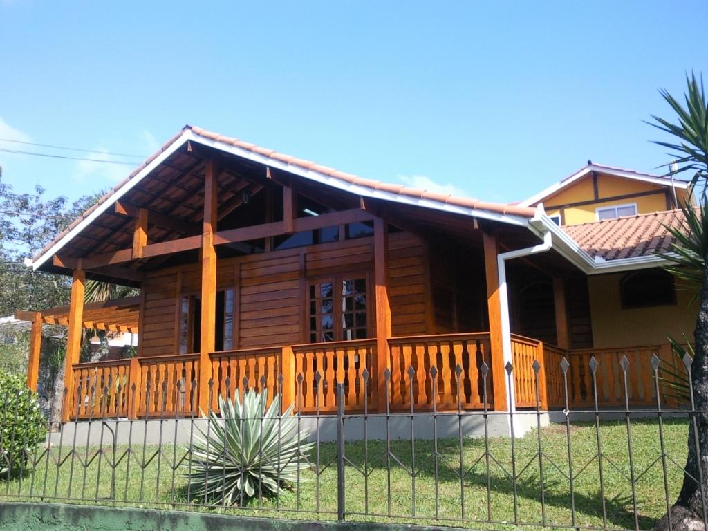 Projetos em Madeira 165.34m2 -Térreo
