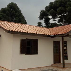 Projeto Em Alvenaria 86m2 – Casa Térrea